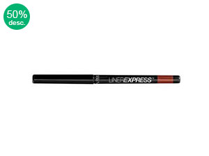 Lapiseira Maybelline Line Express 2 Coffee