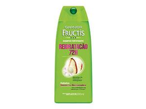 Shampoo Fructis 200ml Reidratação 72h