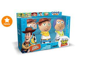 Kit Toy Story 3D com Shampoo + Condicionador + Sabonete Líquido
